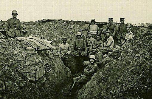 Erster Weltkrieg im Haus der Geschichte: Höllenmusik in den Ohren der Soldaten - Stuttgart - Stuttgarter Nachrichten