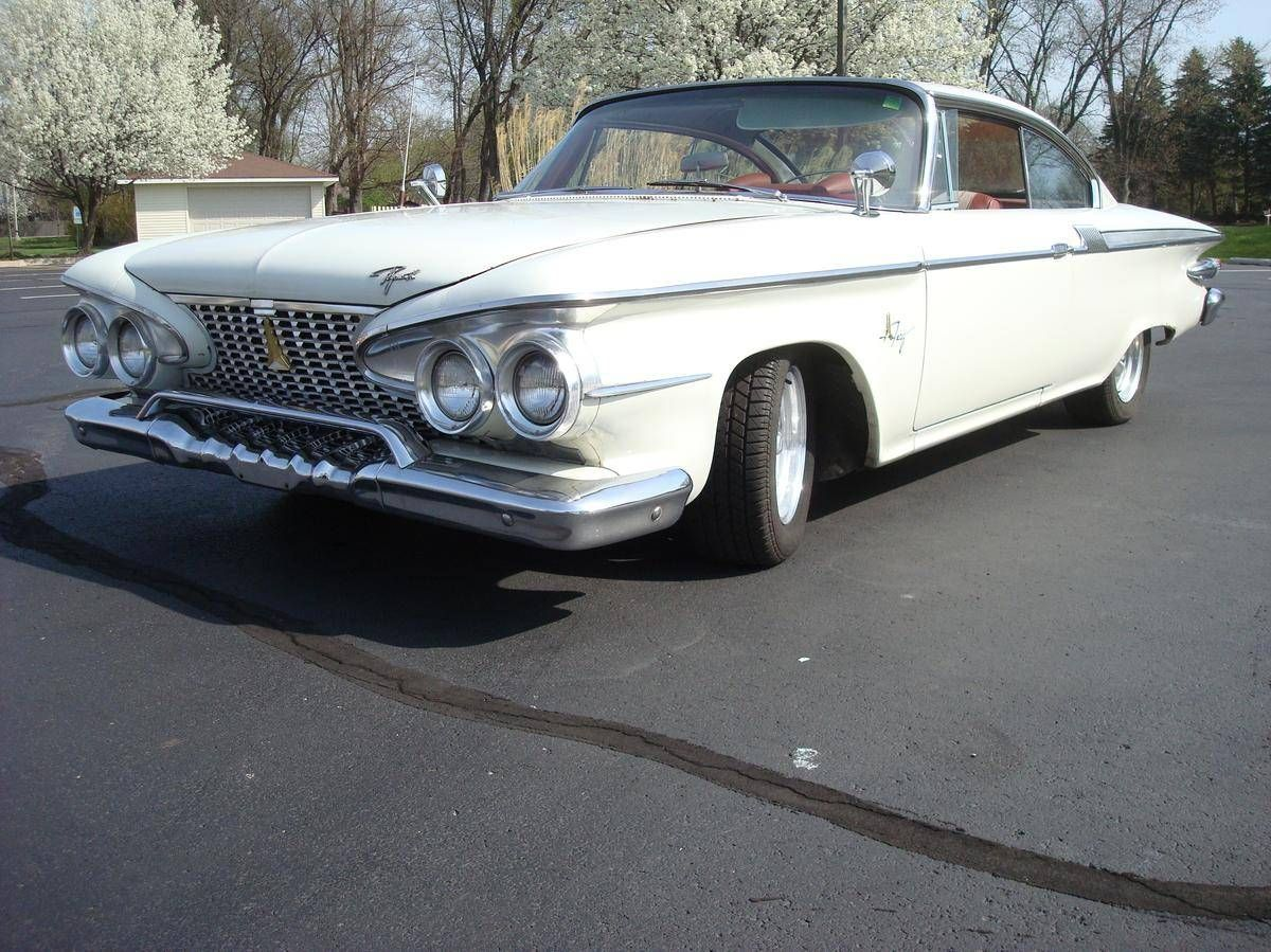 1961 Plymouth Fury Coupe Golden Commando Engine Plymouth Fury