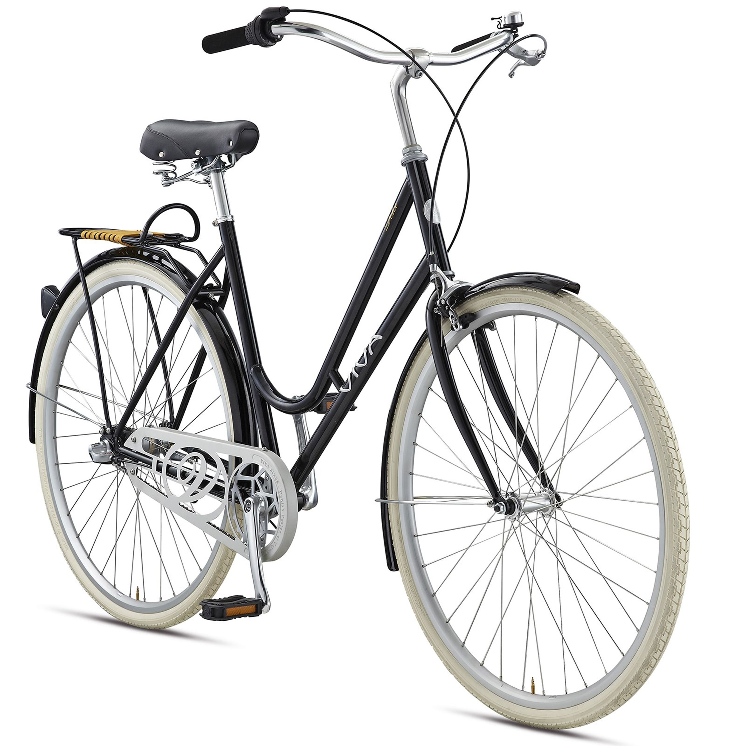 Viva Dolce 3 City Bicycle The Dolce 3 Is A Simple Yet Elegant