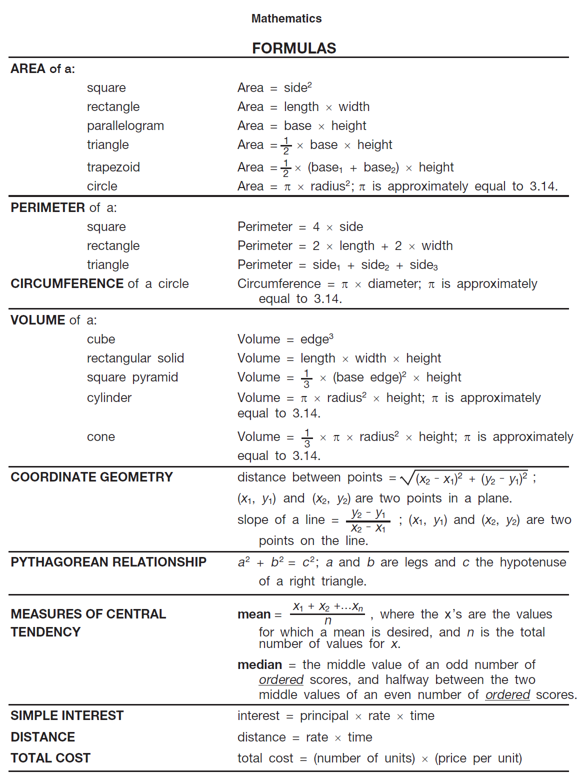 Uncategorized Gre Math Worksheets formula sheet for math leave a reply cancel recipes to reply
