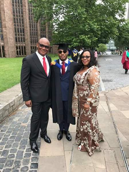 AKWA IBOM SON BAGS FIRST CLASS IN UK owowonews Pinterest - first class degree