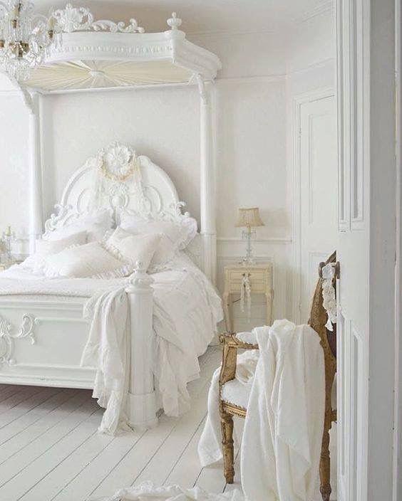 Pin van Astrid Carlucci op Shabby Chic Bedrooms | Pinterest - Brocante
