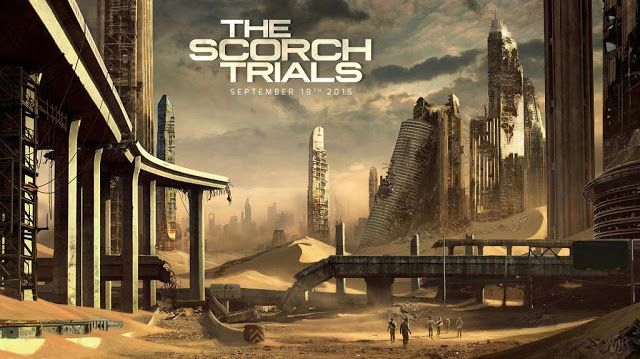 Maze Runner The Scorch Trials Hindi Dubbed Movie Download
