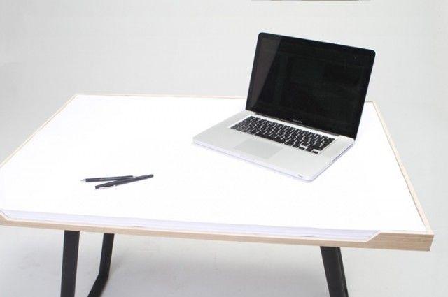 "Desk Paper on ""My Desk"""