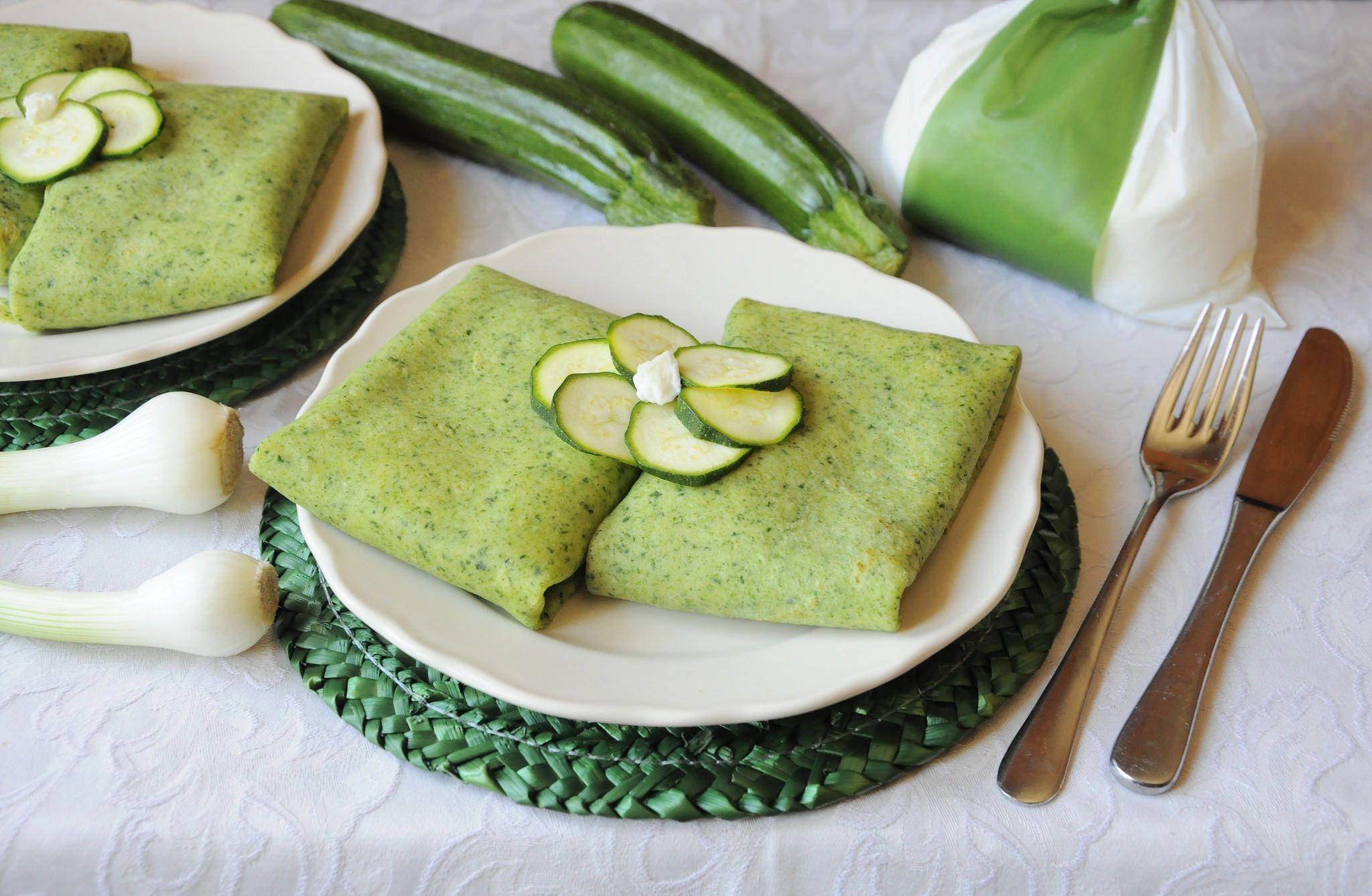 Ricetta crepes bimby libro verde