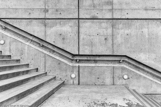 Best Embedded Handrail Steel Rail In Precast Concrete Niche 400 x 300