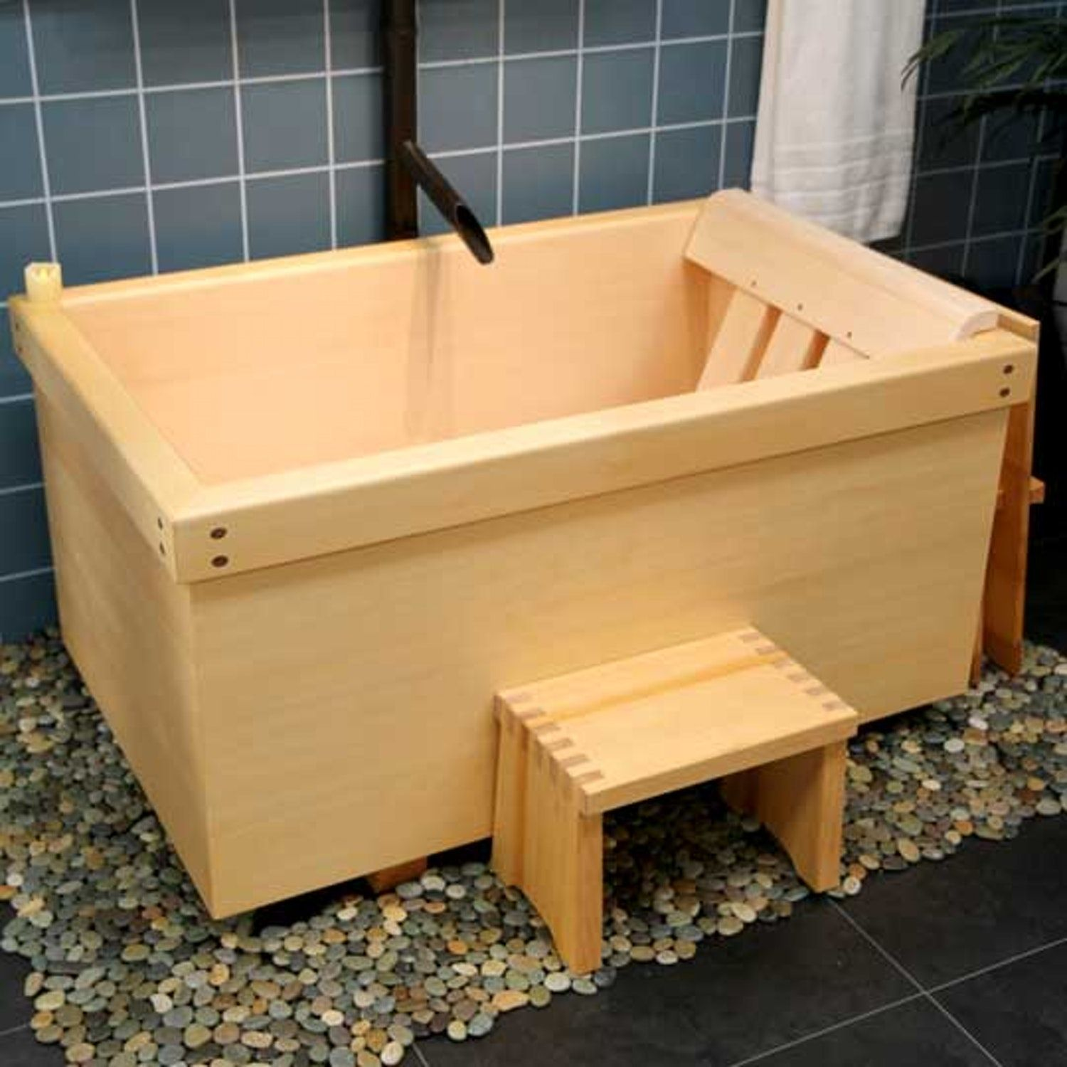 Authentic japanese ofuro tub with images japanese