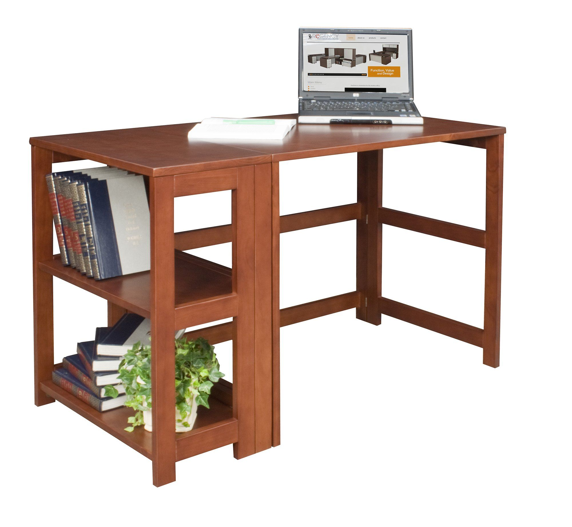 oak chic writing in office mission desk amazon corner your and vs leick computer inspiration residence