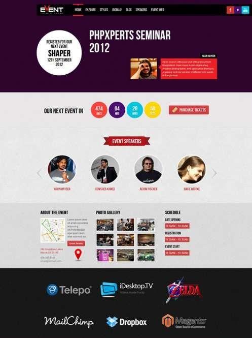 http://www.newone.org/joomshaper-js-shaper-event-responsive-joomla ...