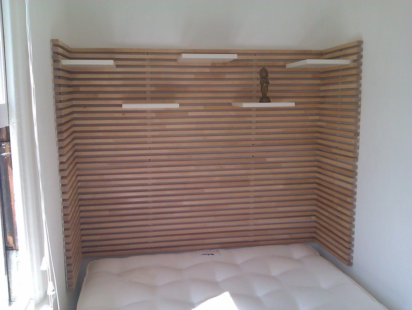 Ikea hackers bedroom furniture pinterest on the for Cuscini testiera letto ikea