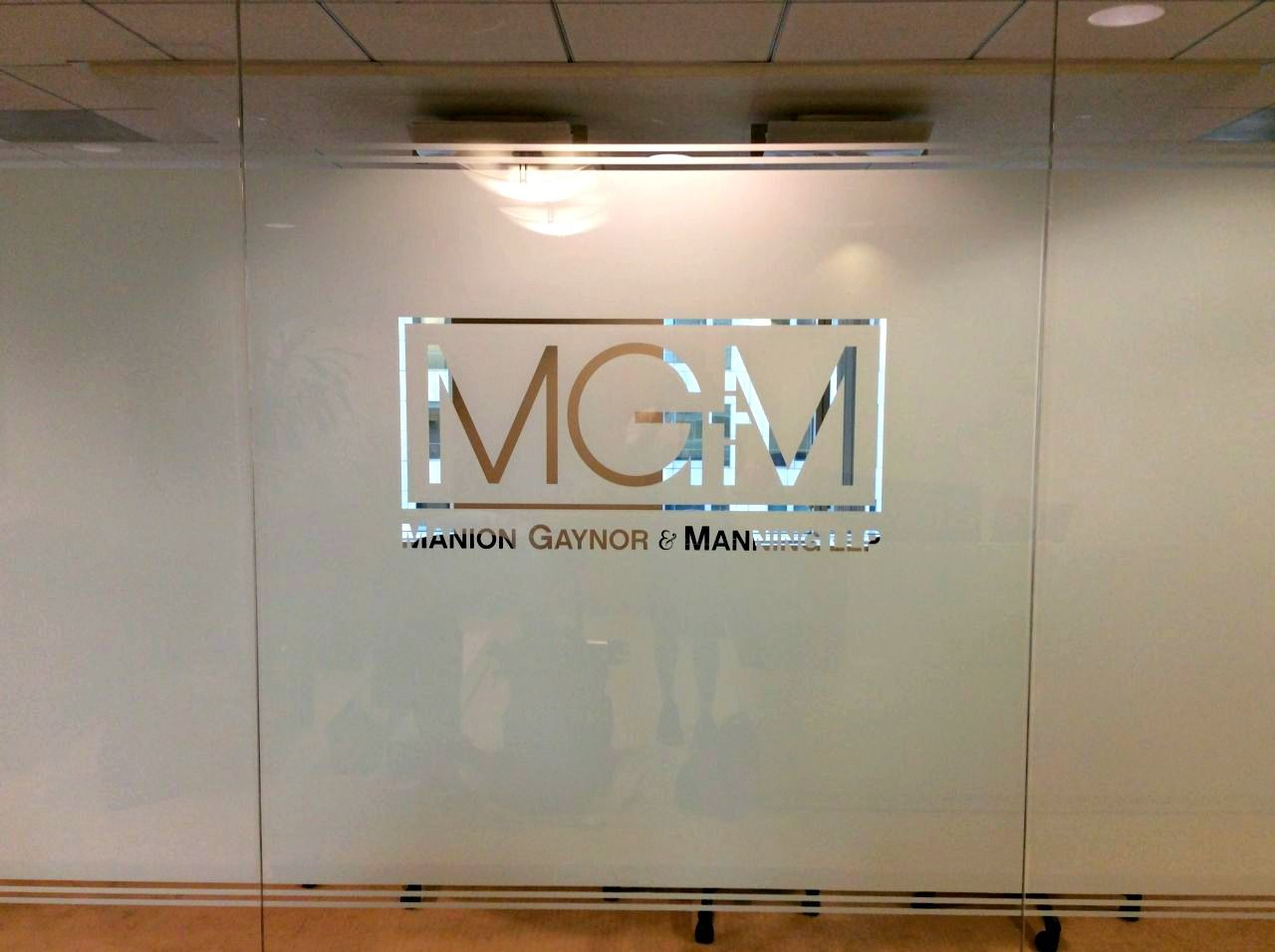Home & Garden Home Decor Customized Office Logo Company Name Window Films Opaque Frosted Color Printing Glass Decoration Advertisement Words Glass Sticke