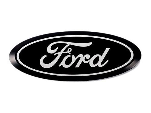 09 14 F150 With Camera Putco Black Ford Emblems 92200 Ford Emblem Black Ford Emblem Ford Logo