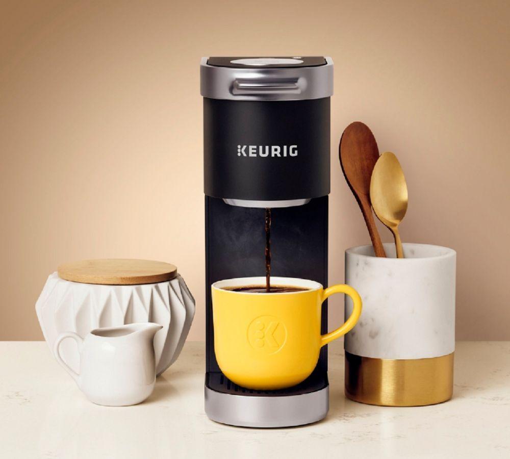Keurig - K-Mini Plus Single Serve K-Cup Pod Coffee Maker ...