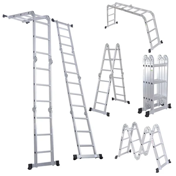 Overstock Com Online Shopping Bedding Furniture Electronics Jewelry Clothing More In 2020 Best Ladder Scaffold Ladder Aluminium Ladder