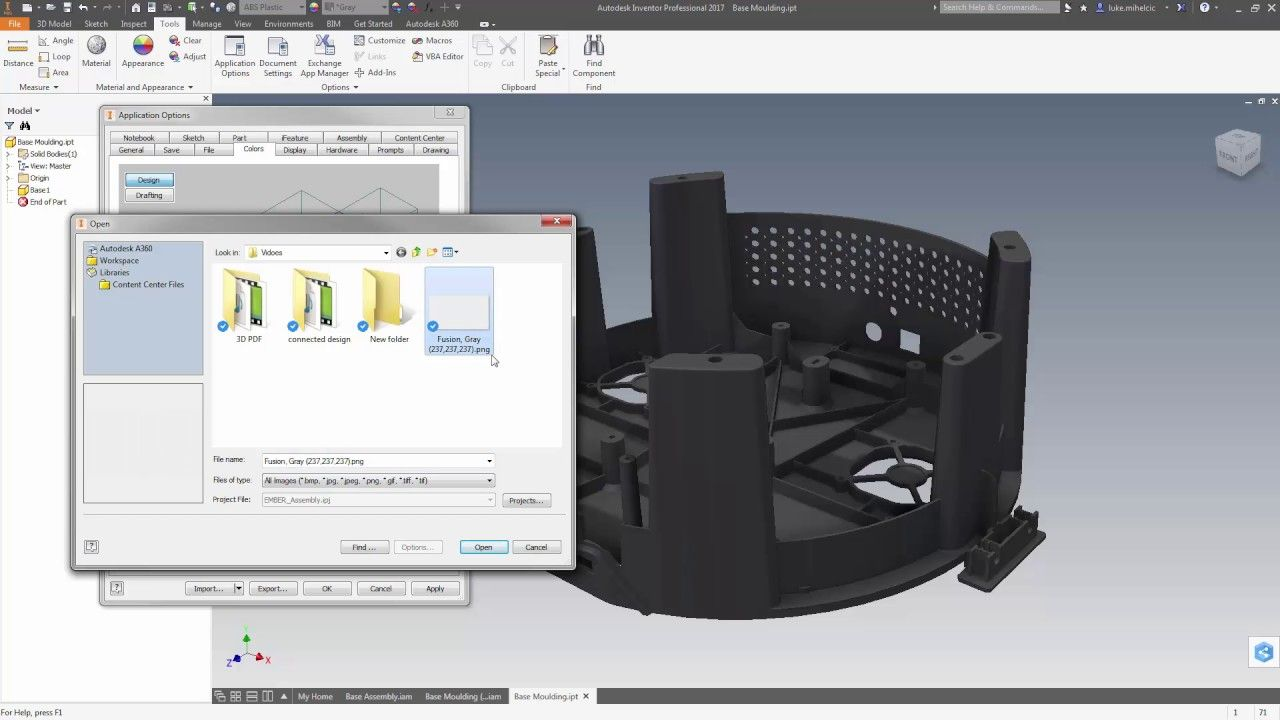 Autodesk Inventor Quick Tip - Making it look good | Autodesk
