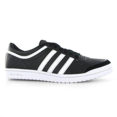 adidas top ten low sleek weiß