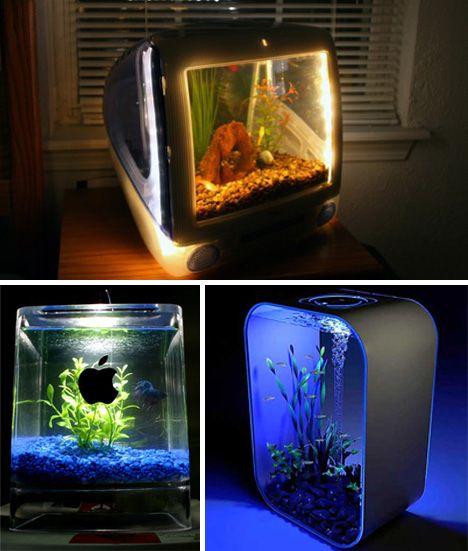 Incredible aquariums Aquarium Pinterest Peceras, Acuario y