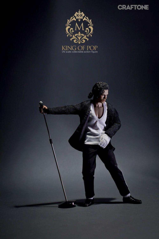 ZYTOYS ZY16-7 1//6 Scale Michael Jackson Black Dancing Clothes Set