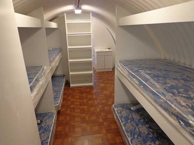24 Pictures Of An Awesome Doomsday Bunker Underground Shelter Underground Bunker Bunker