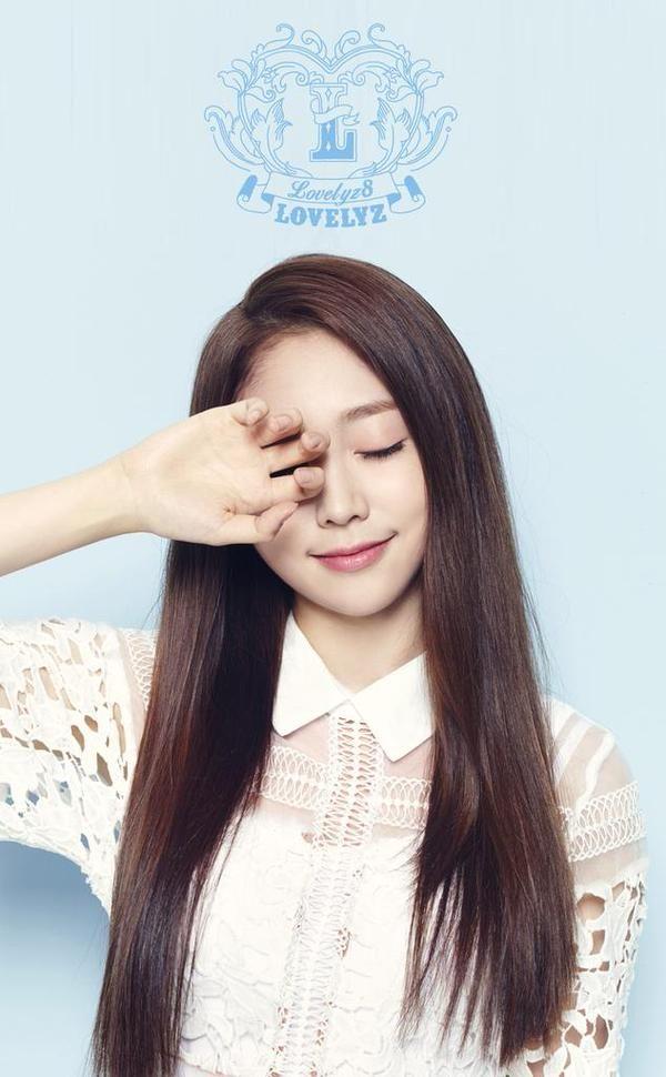 LOVELYZ - Seo JiSoo #서지수 #지수 'Lovelyz8' concept 150904