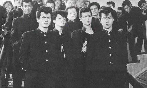 台湾人「日本で昭和の不良が着てた変形学生服が凄すぎるwww ...