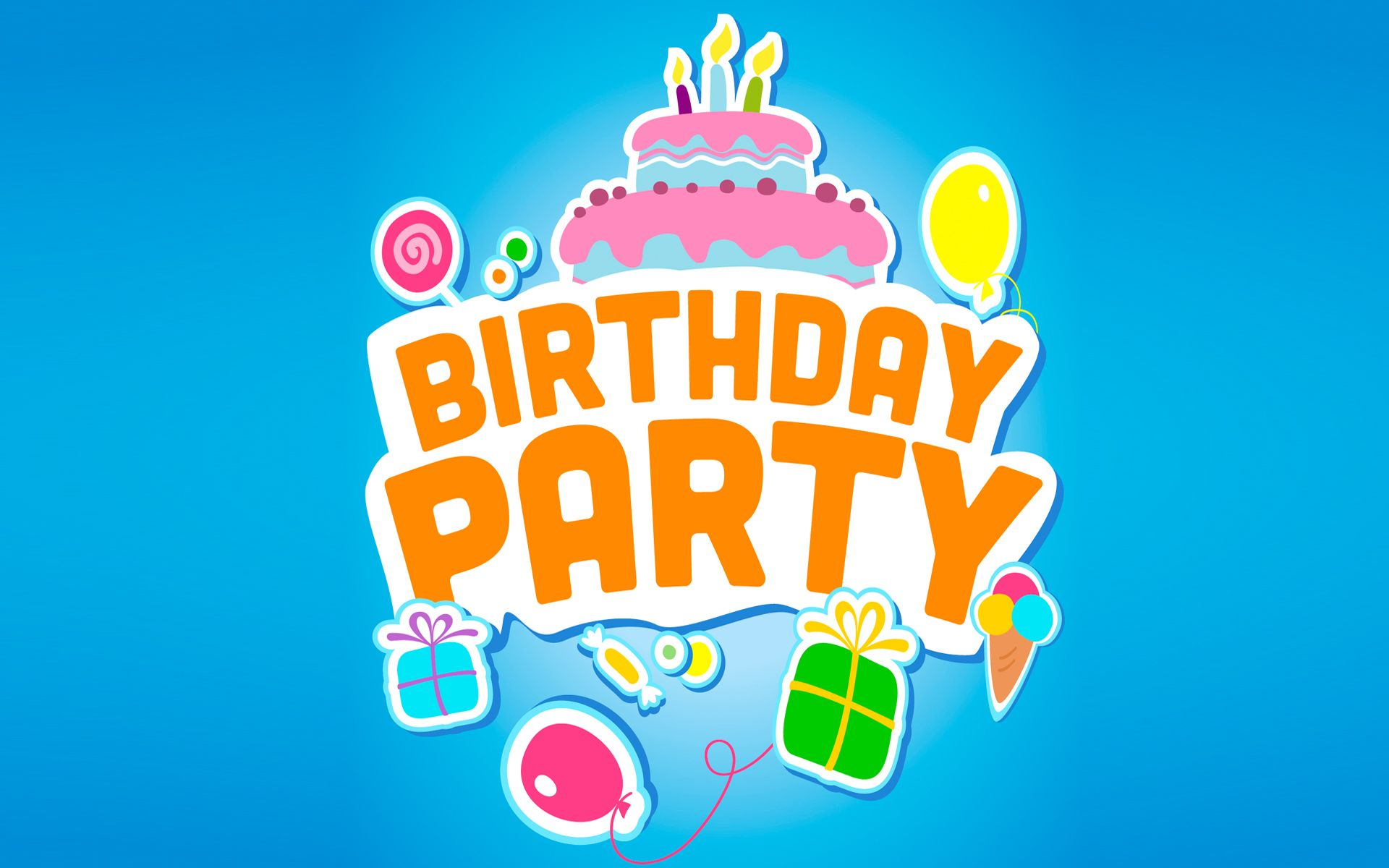 Best Birthday Celebration Cake And Gifts Greetings