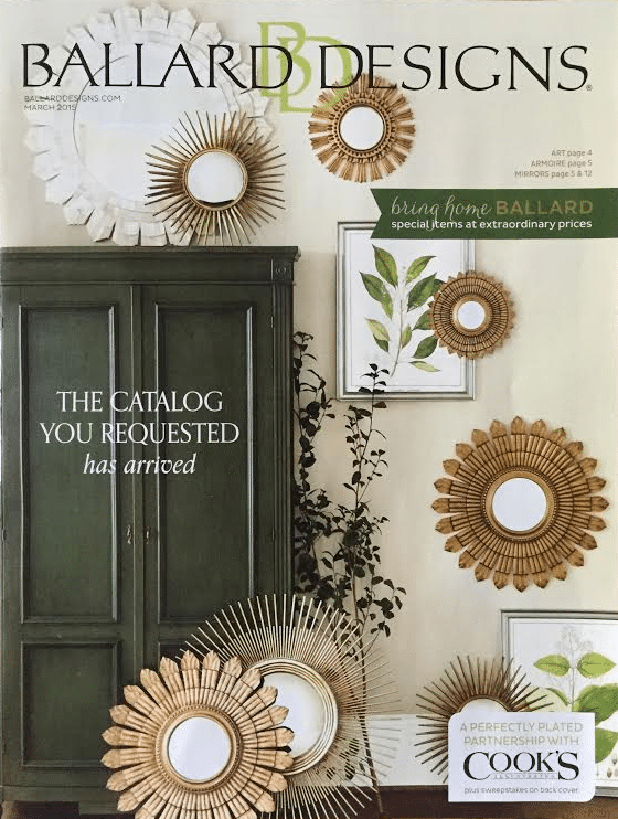 Elegant 30 Home Decor Catalogs You Can Get For Free By Mail: Ballard Designs