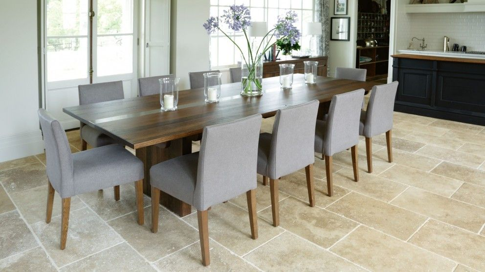 Park lane rectangular dining table dining furniture for Dining room tables harvey norman
