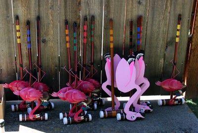 gotta have flamingos
