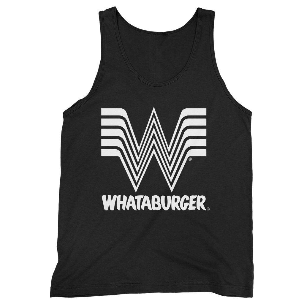 Whataburger Logo Retro Hipster Man's Tank Top Tank man