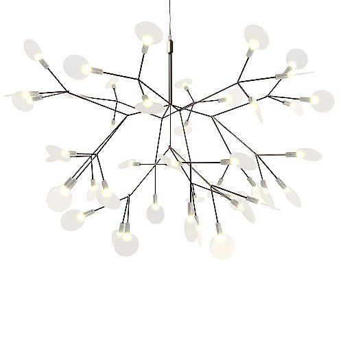 Heracleum Ii Small Led Chandelier Small Pendant Lights Led Chandelier Small Chandelier