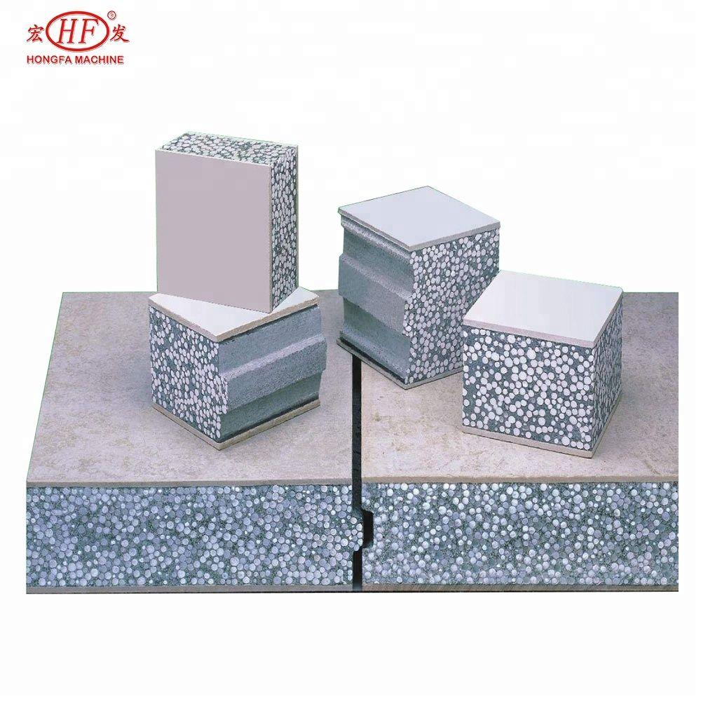 Automatic Precast Wall Boards Sandwich Panel Machine Eps Concrete Lightweight Wall Panel Making Machine Concrete Wall Panels Cement Panels Precast Concrete