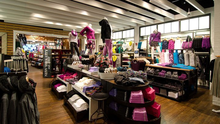 Aeropostale Store By Gha Design New York Store Design Retail Design Blog Store Design Retail Store Design