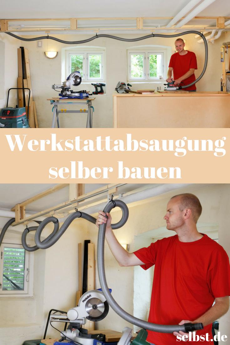 Absaugung: Werkstatt | selbst.de