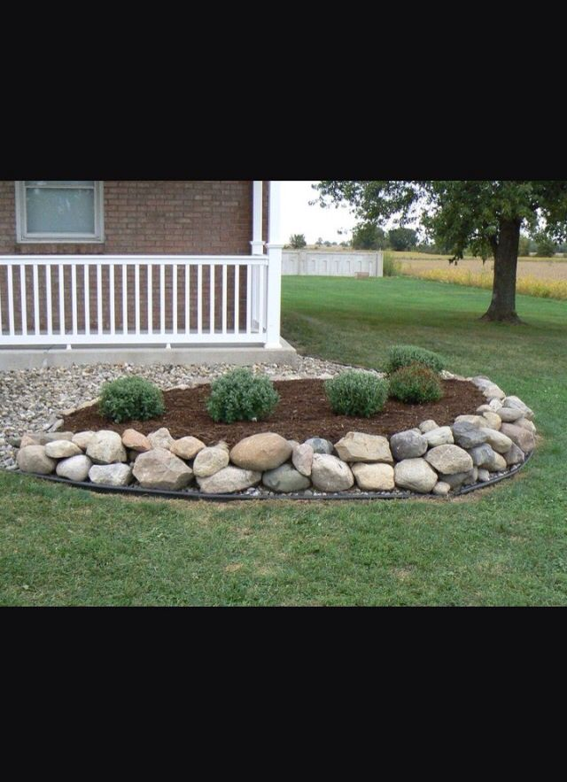 Best 25+ Landscaping With Rocks Ideas On Pinterest | Easy Landscaping  Ideas, Yard And Drought Resistant Landscaping
