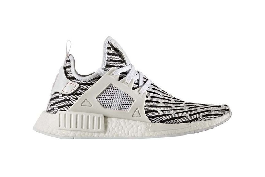 adidas nmd xr1 r2 pattern sneakers running shoes