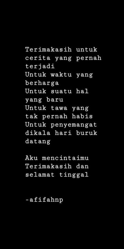 67 Trendy quotes indonesia perpisahan