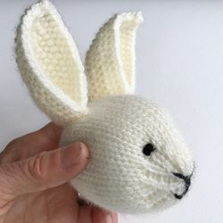 Photo of Adding Eyes to a Knitted Toy