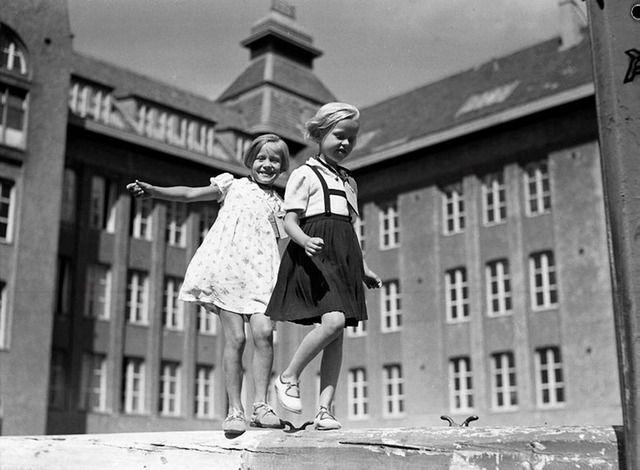 1944, Sweden.