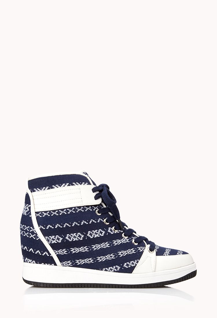 Globetrotter Wedge Sneakers  286879e28