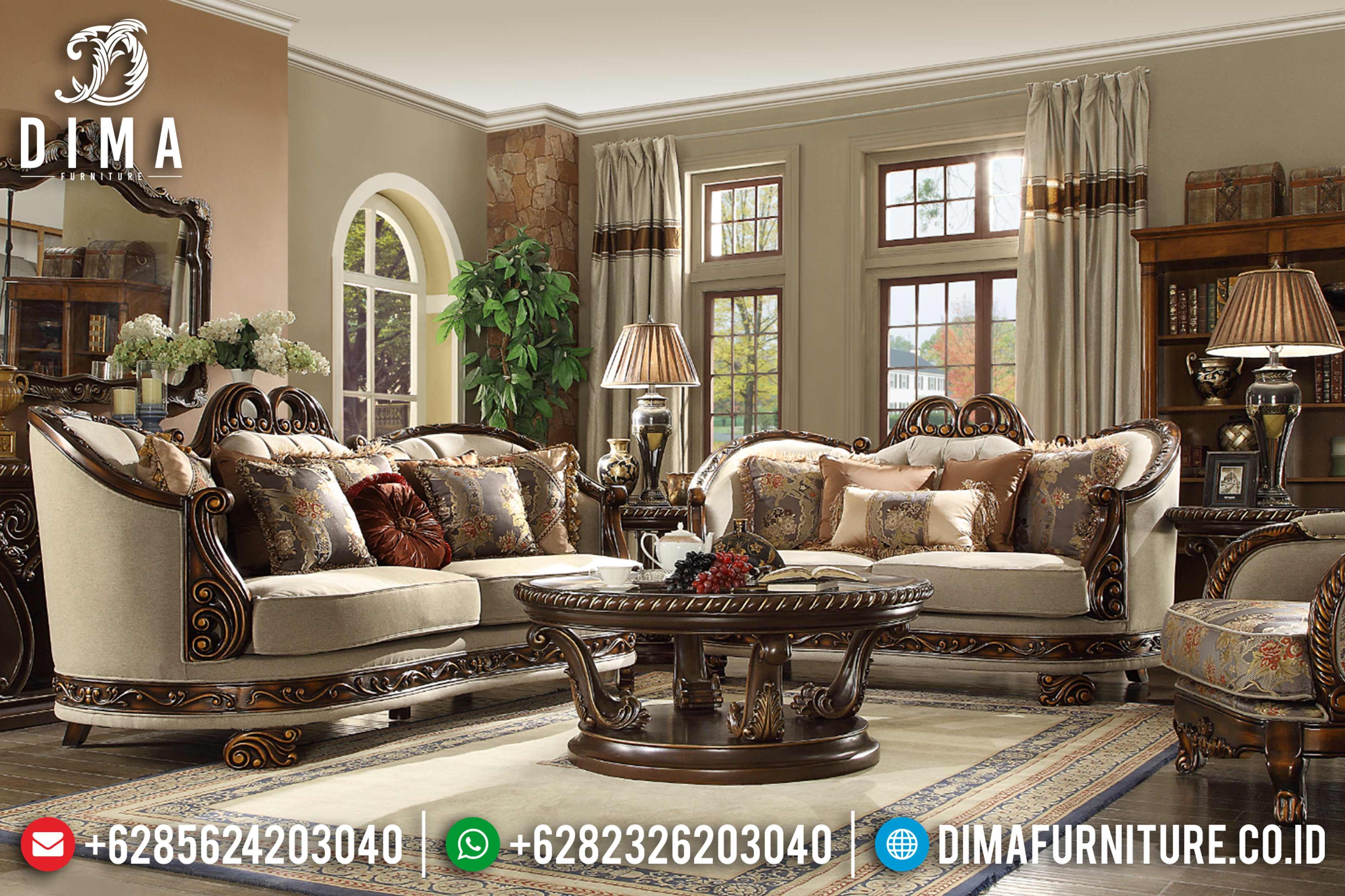 Jual 1 Set Sofa Tamu Mewah Kursi