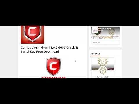 comodo antivirus 10 serial key