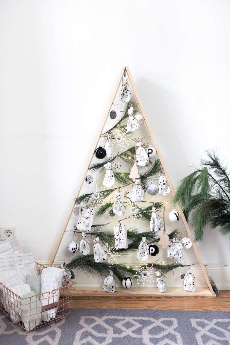 Diy Weihnachtsbaum Aus Holz Paulsvera Weihnachtsbaum Holz