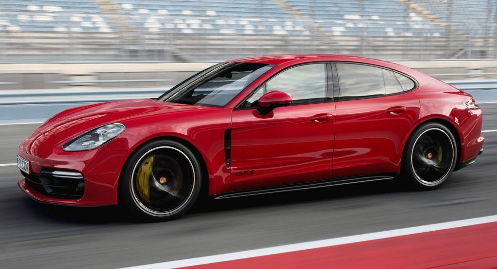 2019 Porsche Panamera GTS Debuts With 453 HP Porsche
