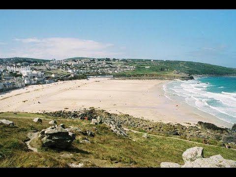 Places to see in ( St Ives - UK ) Porthmeor Beach #travelingram #instatraveling #travelingourplanet #travelingtheworld #lovetraveling #traveling #travel#worldtravel