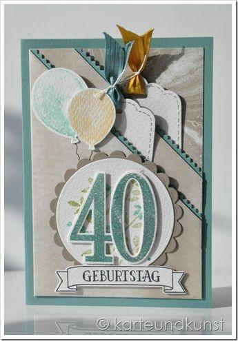 Gleich Noch Ein Paar Geburtstag Karte Geburtstagskarte