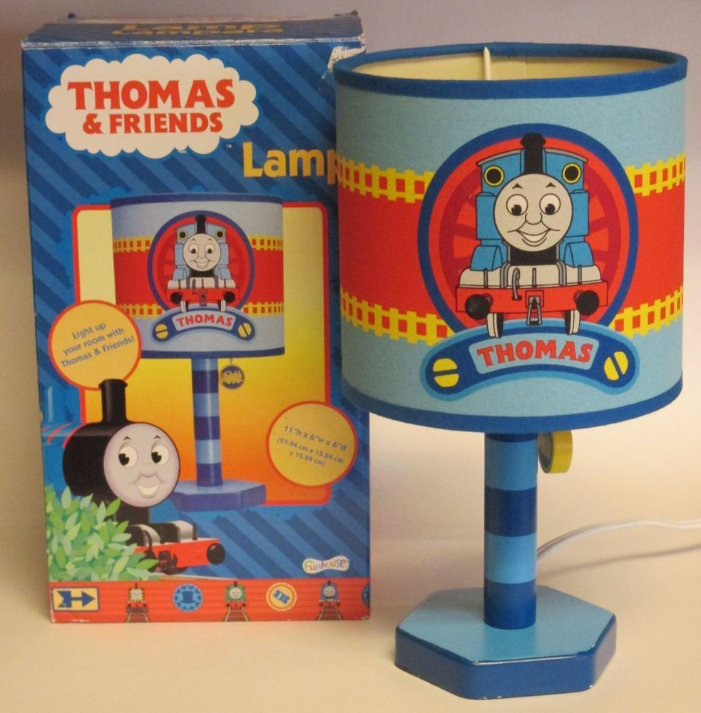 Thomas And Friends Table Lamp F Wall Decoration