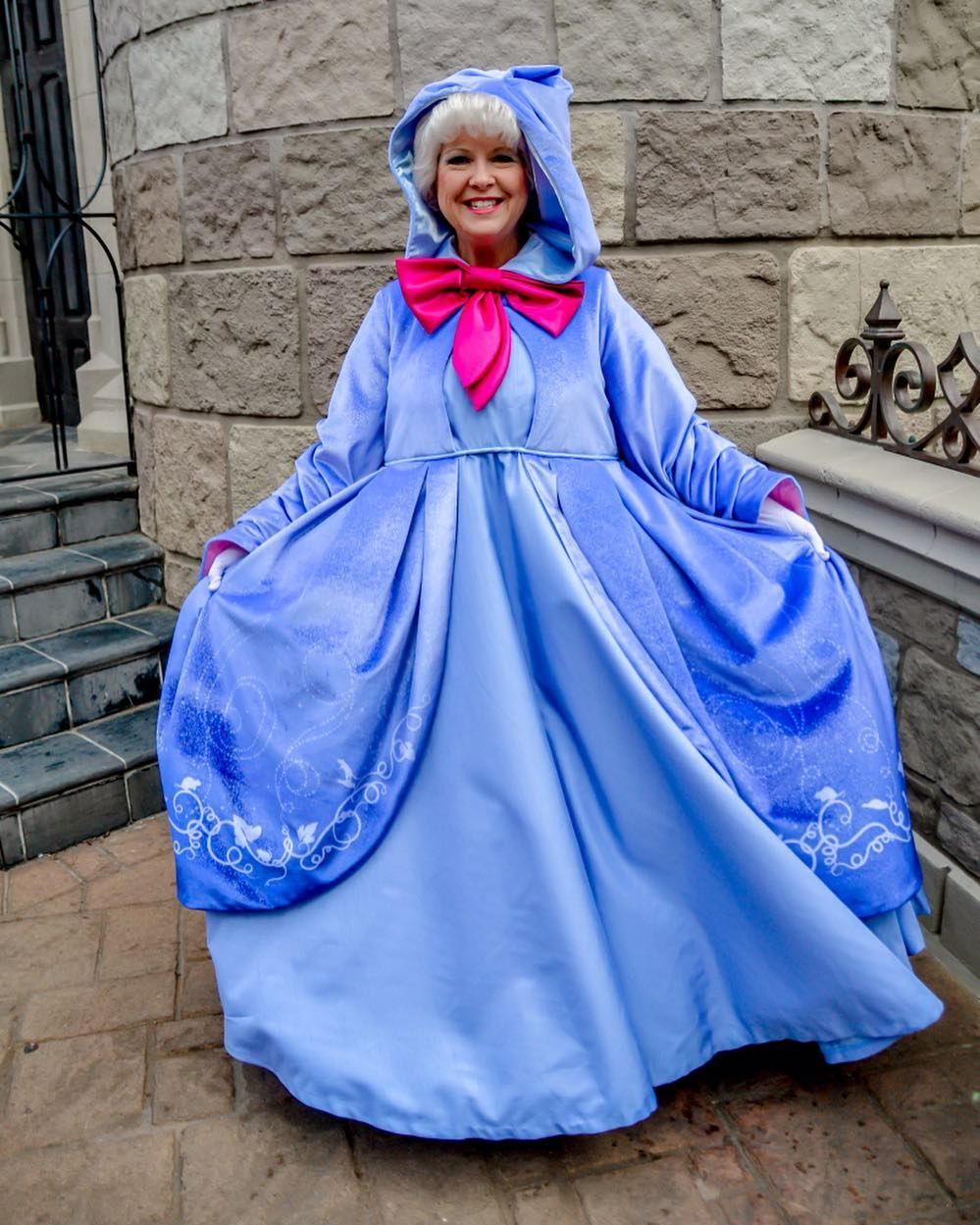 Fairy Godmother Disney Costumes Mothers Costume Fairy Godmother