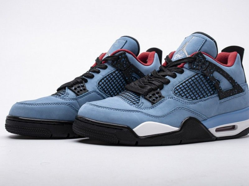Air Jordan 4 Travis Scott Cactus Jack 308497 406 In 2020