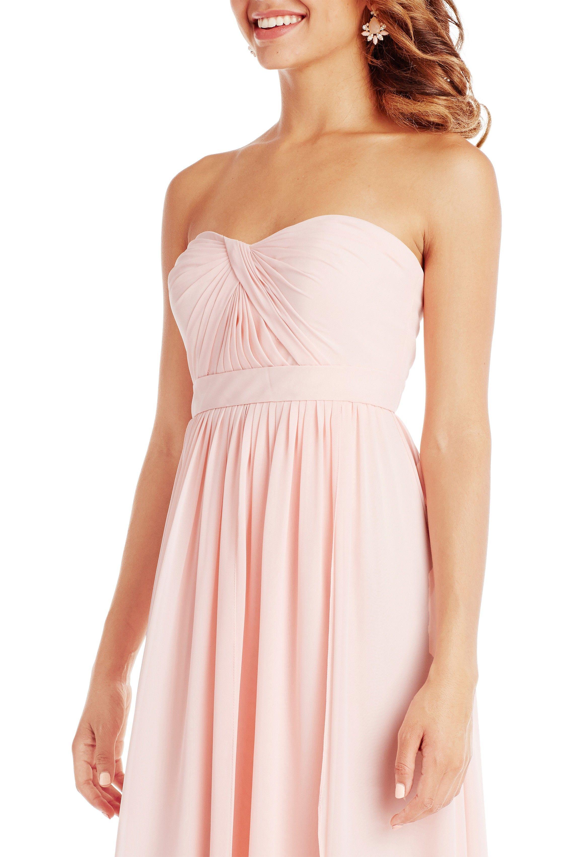 Jenny Yoo Aidan | Dusty blue, Wedding bridesmaid dresses and Wedding